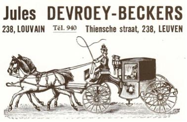 logo bottelarij Devroey