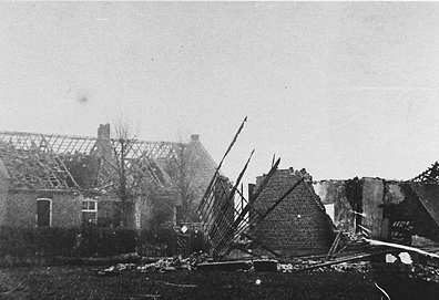 Ontploffing te Hamont 1918