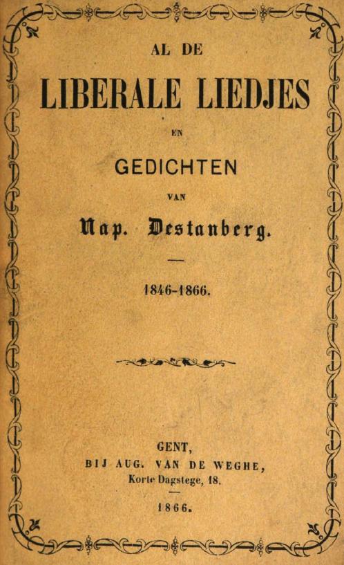 boek Destanberg